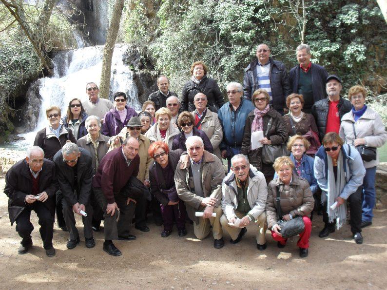 Un parque de ensueño, donde el agua marca el camino: Monasterio de piedra