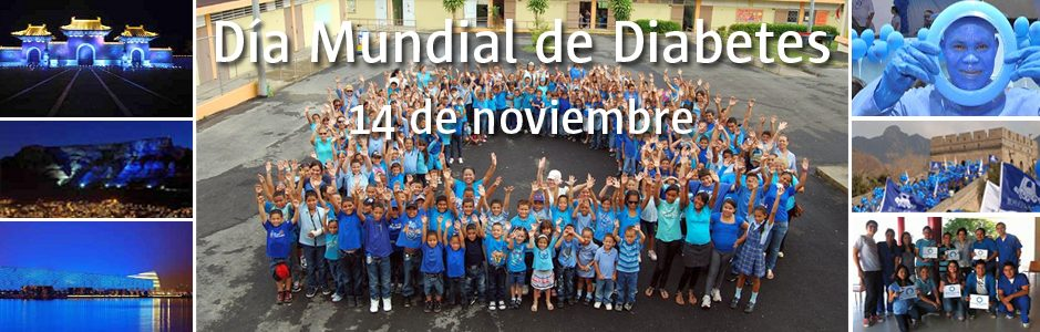 RECOGIDA DE FIRMAS PARA EL DÍA MUNDIAL DE LA DIABETES 2012