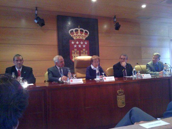 La Comunidad conciencia en la Asamblea de Madrid sobre la prevención y diagnóstico de la diabetes