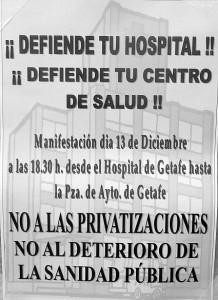 6 Preguntas a los cambios en Sanidad Pública Madrileña