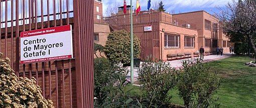 Negativa de la Comunidad de Madrid para impartir una charla en el Centro de Mayores Getafe I