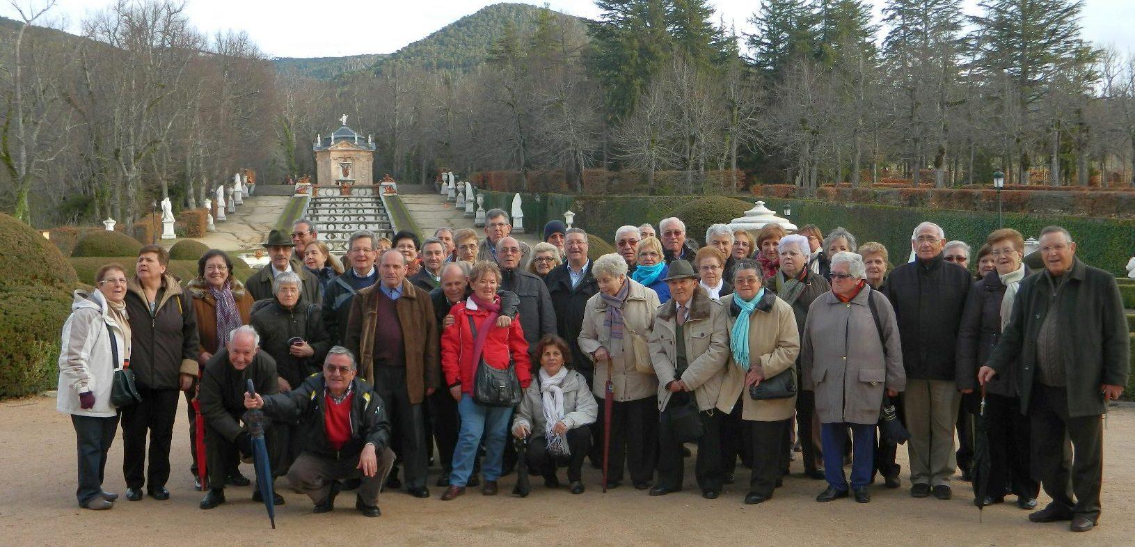 Segovia, Riofrío y La Granja