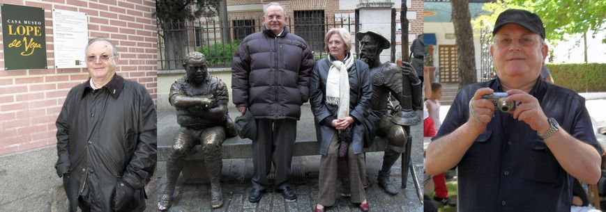 Falleció nuestro amigo y compañero de la Asociación Pedro Rivera García
