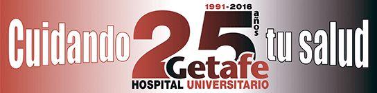 25 años de la apertura del Hospital de Getafe