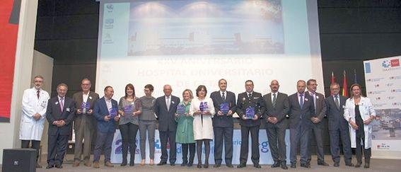 El Hospital de Getafe, entrega de un galardón a la Asociación de Diabéticos de Getafe